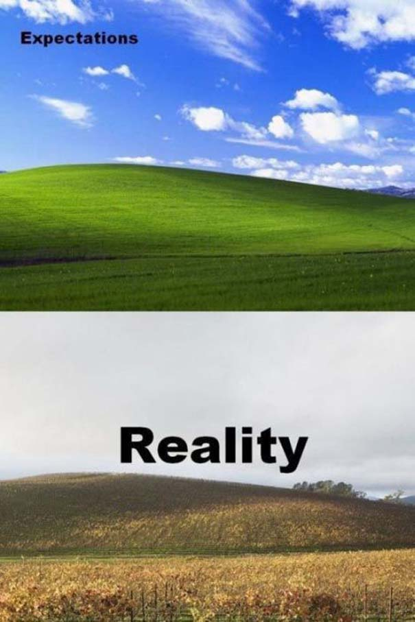 Προσδοκίες vs πραγματικότητα (10)