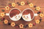 Ρομαντική ταινία μικρού μήκους με 1.000 καφέδες latte