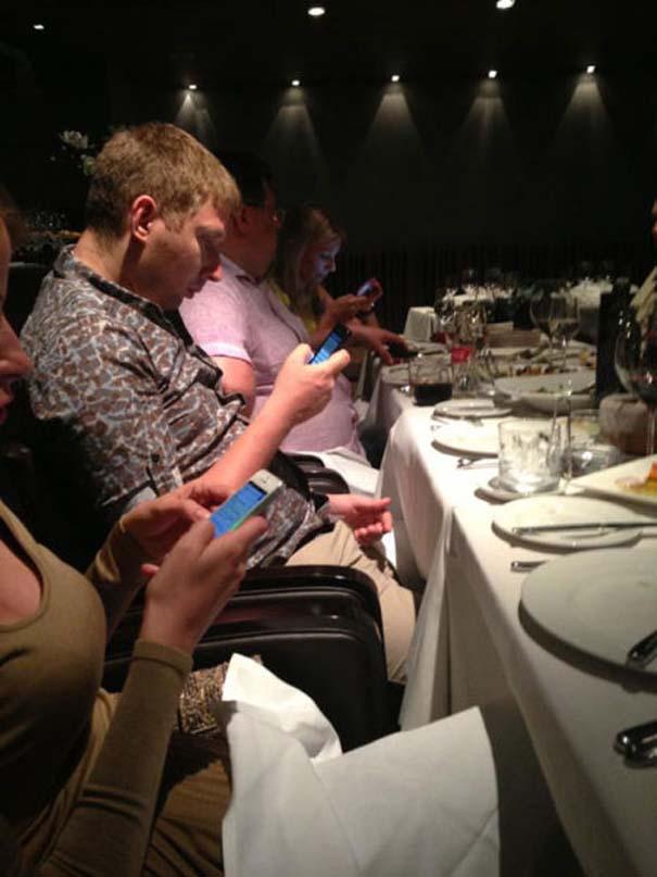 Στην εποχή των κινητών τηλεφώνων... (4)