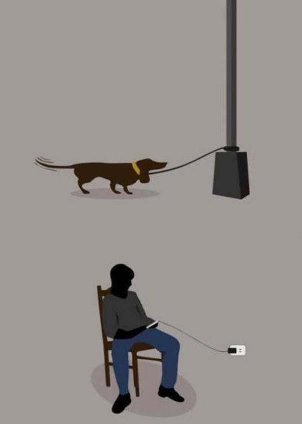 Στην εποχή των κινητών τηλεφώνων... (16)