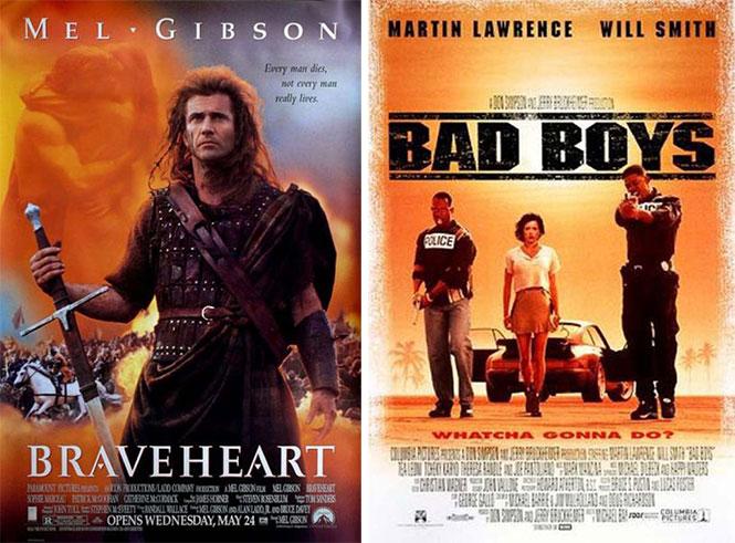 12 ταινίες που γίνονται φέτος 20 ετών