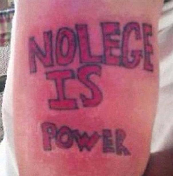 30+1 τατουάζ με ορθογραφικά λάθη... μη σου τύχει! (20)