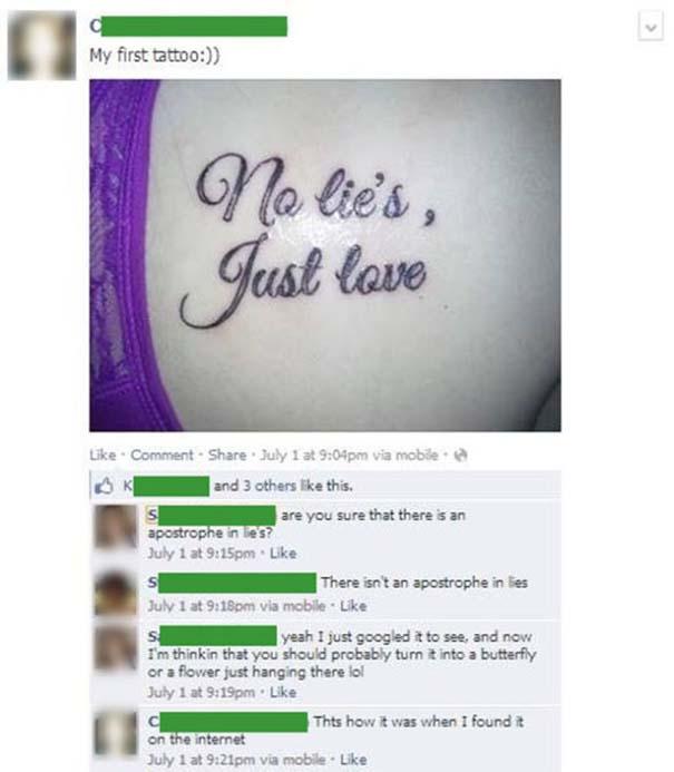 30+1 τατουάζ με ορθογραφικά λάθη... μη σου τύχει! (27)