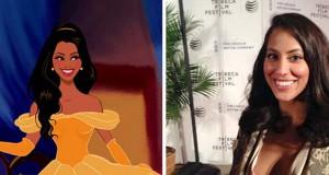 Άνδρας μετέτρεψε την φίλη του σε πριγκίπισσα της Disney