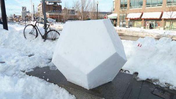 Άνθρωποι που ήξεραν τι πρέπει να κάνουν με το χιόνι (11)