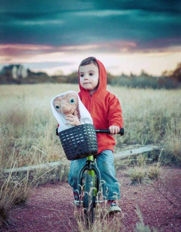 Aπίθανες αποκριάτικες μεταμφιέσεις για παιδιά (4)