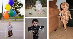 28 απίθανες αποκριάτικες μεταμφιέσεις για παιδιά