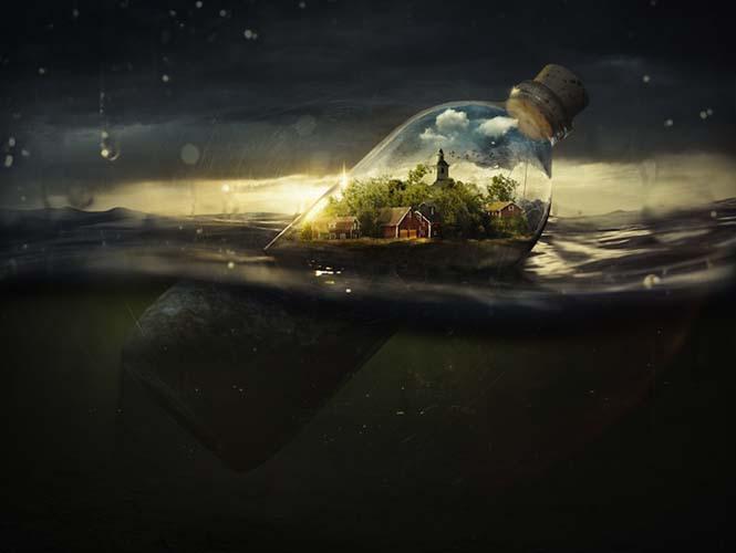 Απίθανες σουρεαλιστικές φωτογραφίες που παίζουν με το μυαλό (3)