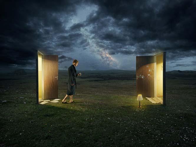 Απίθανες σουρεαλιστικές φωτογραφίες που παίζουν με το μυαλό (10)