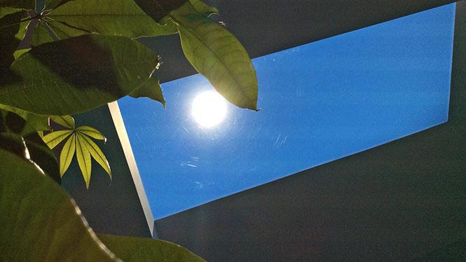 Αυτό που βλέπετε δεν είναι το φως του ήλιου