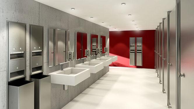 Άβολες στιγμές στις δημόσιες τουαλέτες