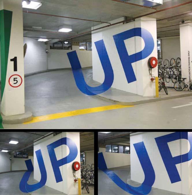 Η διακόσμηση του Eureka Car Park στην Αυστραλία θα σας μπερδέψει (3)