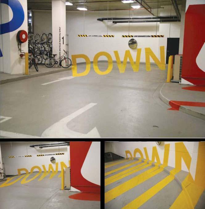 Η διακόσμηση του Eureka Car Park στην Αυστραλία θα σας μπερδέψει (4)