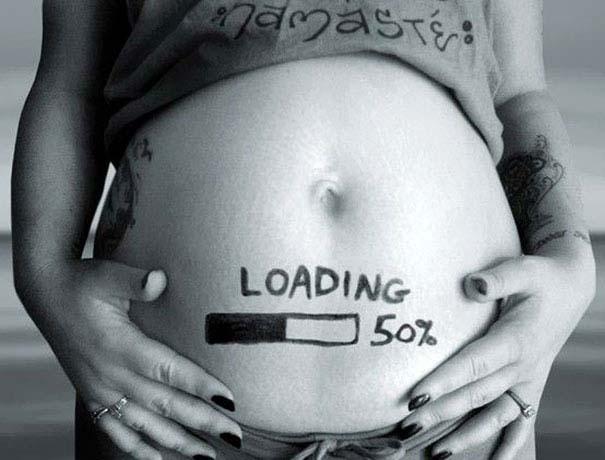 Δημιουργικοί τρόποι για την ανακοίνωση μιας εγκυμοσύνης (11)
