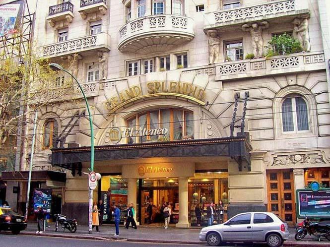 Εκπληκτικό βιβλιοπωλείο στο Μπουένος Άιρες της Αργεντινής (1)