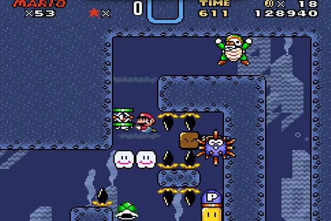 Η πιο εξωφρενικά δύσκολη πίστα στο Super Mario