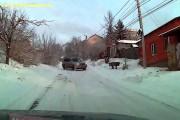 Εν τω μεταξύ, σε έναν παγωμένο δρόμο της Ρωσίας...