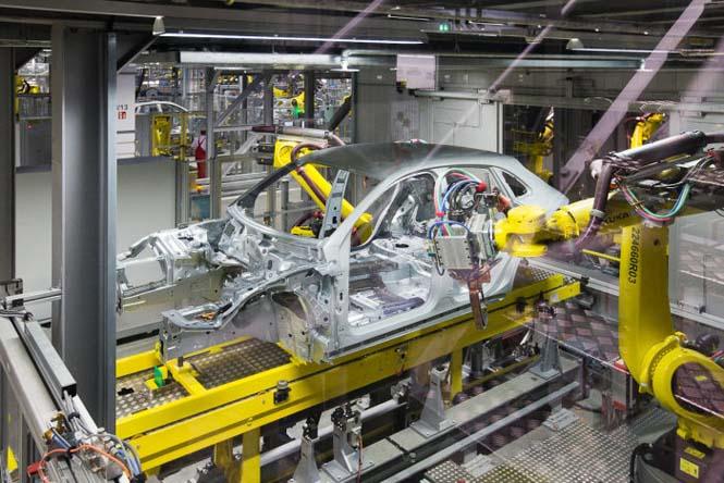 Εργοστάσιο Porsche στη Λειψία (3)
