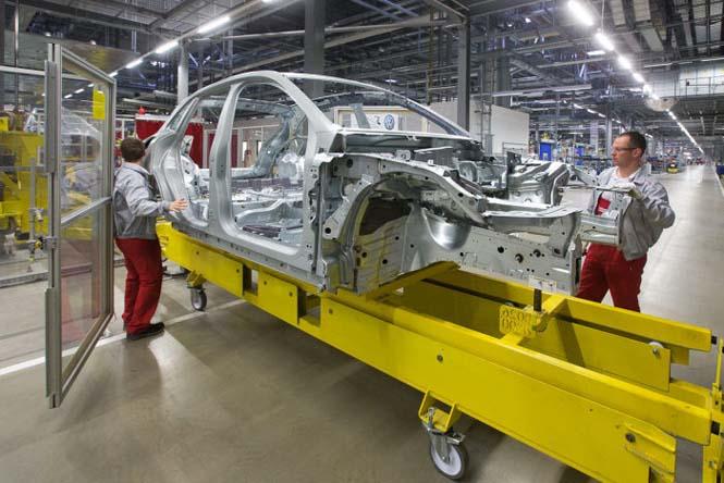 Εργοστάσιο Porsche στη Λειψία (4)