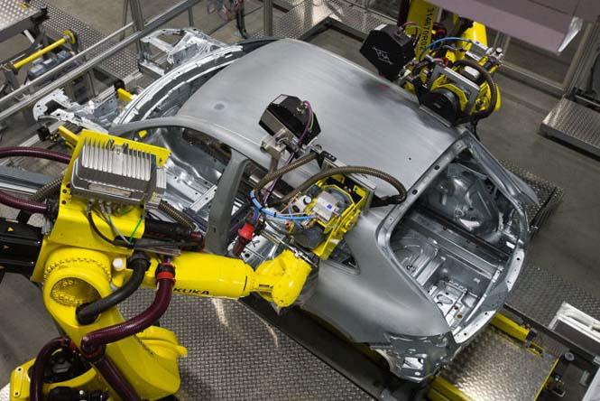 Εργοστάσιο Porsche στη Λειψία (5)