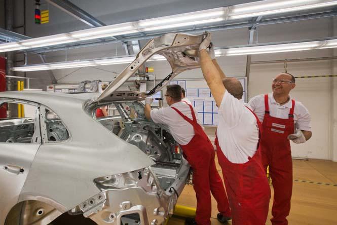 Εργοστάσιο Porsche στη Λειψία (9)