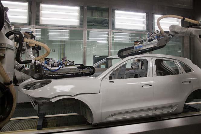 Εργοστάσιο Porsche στη Λειψία (11)