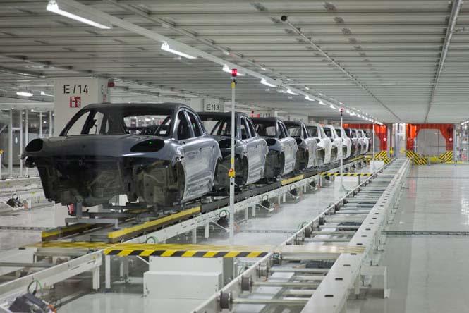 Εργοστάσιο Porsche στη Λειψία (12)