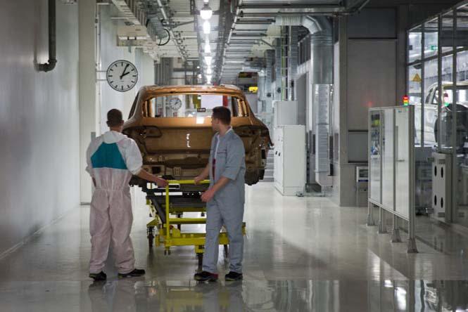 Εργοστάσιο Porsche στη Λειψία (13)