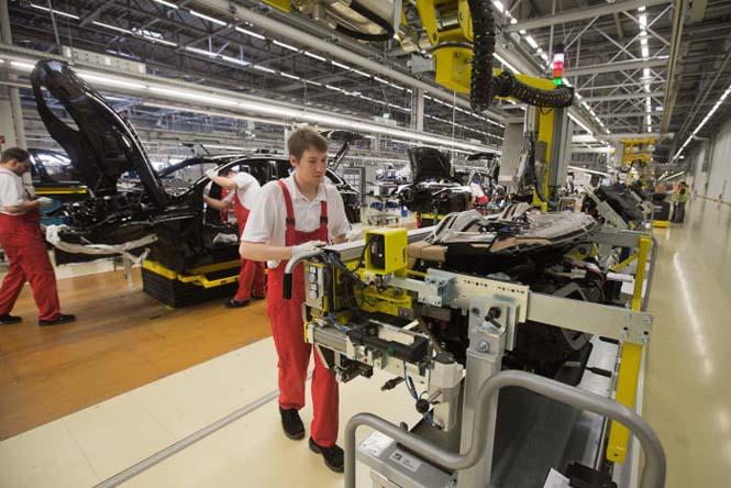 Εργοστάσιο Porsche στη Λειψία (20)