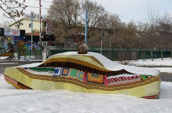Έτσι αντιμετωπίζουν τον Χειμώνα στην Ρωσία (1)
