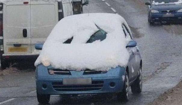 Έτσι αντιμετωπίζουν τον Χειμώνα στην Ρωσία (6)