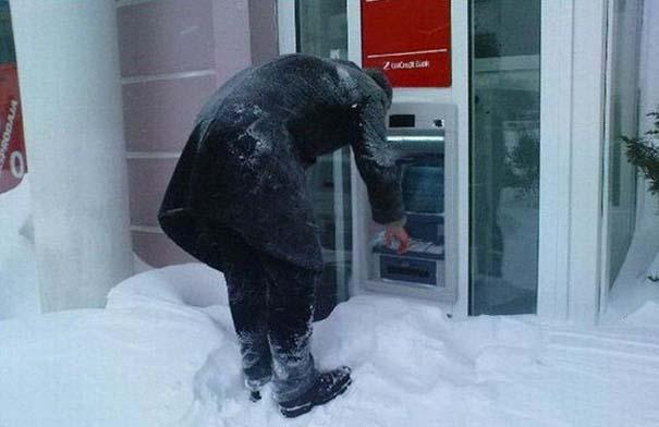 Έτσι αντιμετωπίζουν τον Χειμώνα στην Ρωσία (7)