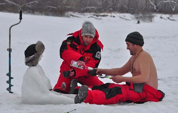 Έτσι αντιμετωπίζουν τον Χειμώνα στην Ρωσία (13)