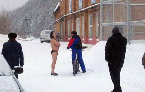 Έτσι αντιμετωπίζουν τον Χειμώνα στην Ρωσία (16)