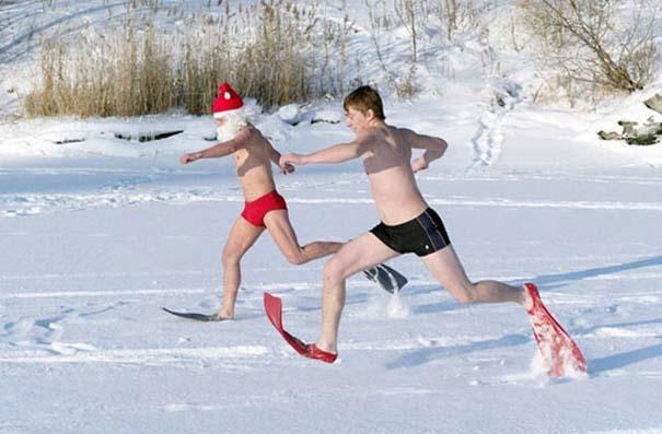 Έτσι αντιμετωπίζουν τον Χειμώνα στην Ρωσία (17)