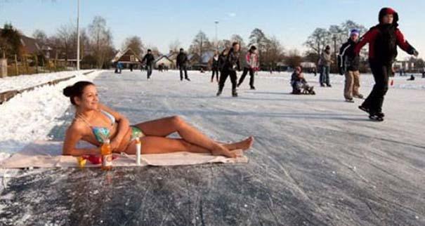 Έτσι αντιμετωπίζουν τον Χειμώνα στην Ρωσία (19)