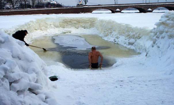 Έτσι αντιμετωπίζουν τον Χειμώνα στην Ρωσία (24)