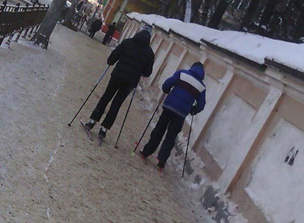 Έτσι αντιμετωπίζουν τον Χειμώνα στην Ρωσία (25)