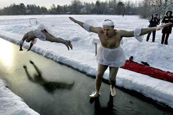 Έτσι αντιμετωπίζουν τον Χειμώνα στην Ρωσία (26)