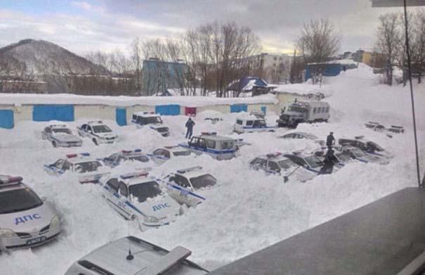 Έτσι αντιμετωπίζουν τον Χειμώνα στην Ρωσία (32)