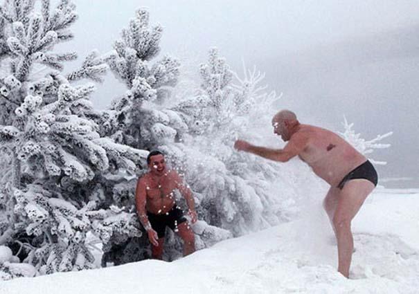 Έτσι αντιμετωπίζουν τον Χειμώνα στην Ρωσία (37)