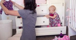 Γι' αυτό οι μαμάδες τρέχουν όλη μέρα αλλά δεν καταφέρνουν να κάνουν τίποτα (Video)