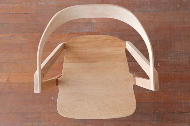 Η καρέκλα που καταπολεμά την καθιστική ζωή (1)