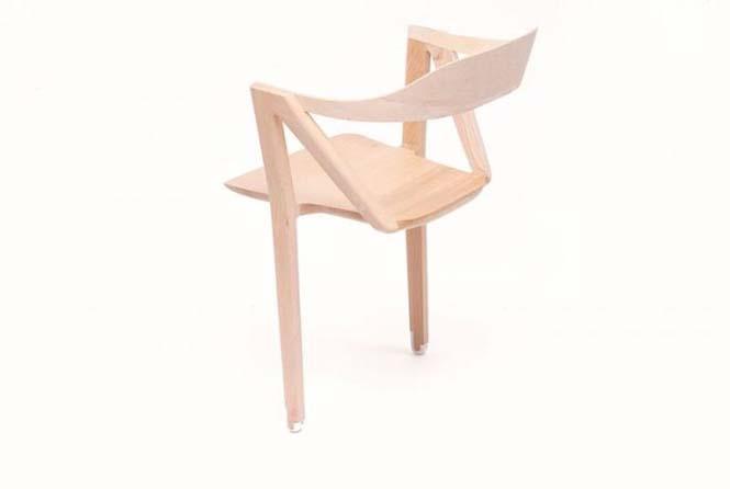 Η καρέκλα που καταπολεμά την καθιστική ζωή (3)