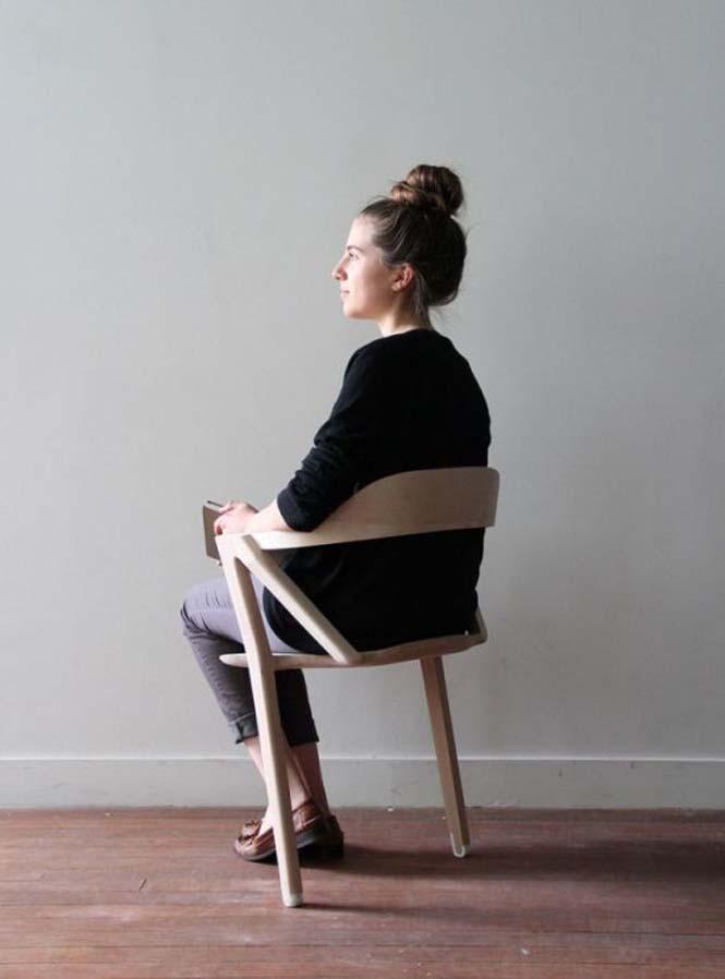 Η καρέκλα που καταπολεμά την καθιστική ζωή (7)