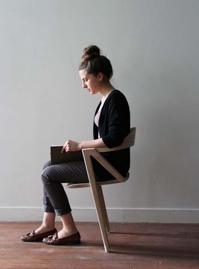 Η καρέκλα που καταπολεμά την καθιστική ζωή (8)