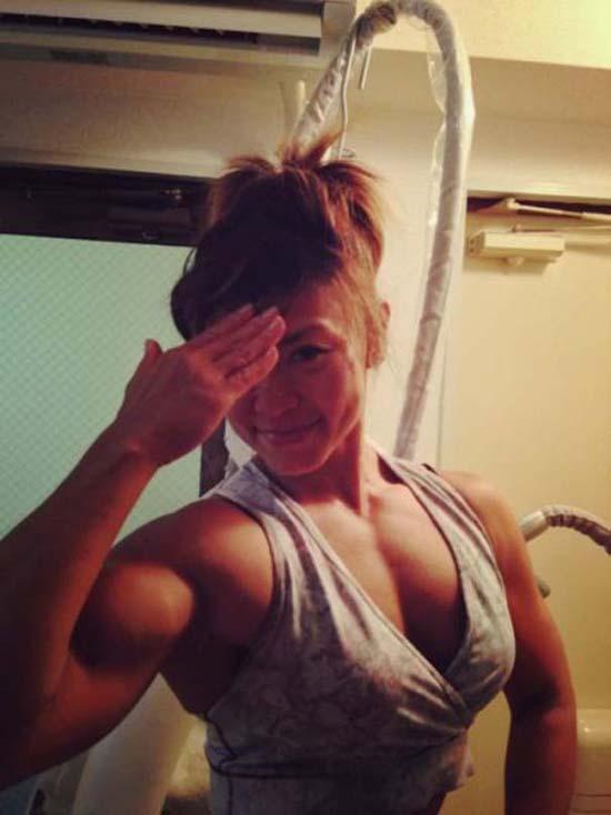 Μπορείτε να μαντέψετε την ηλικία αυτής της Γιαπωνέζας Bodybuilder; (4)