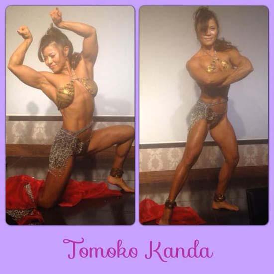 Μπορείτε να μαντέψετε την ηλικία αυτής της Γιαπωνέζας Bodybuilder; (9)