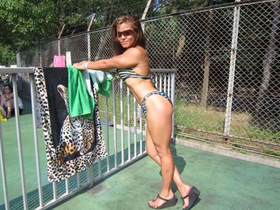 Μπορείτε να μαντέψετε την ηλικία αυτής της Γιαπωνέζας Bodybuilder; (11)