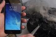 Τι θα συμβεί αν ρίξεις ένα iPhone 6 μέσα σε Coca Cola που βράζει;